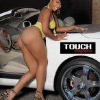 Sidney Lauren @sidneylauren in Touch Magazine