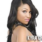 Kyra Chaos @KyraChaos in Black Lingerie - ShowGirlzExclusive