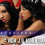 Ashle Danger @AshleDanger and Vida J @ModelVidaJ: Double Trouble - Ice Box Studios