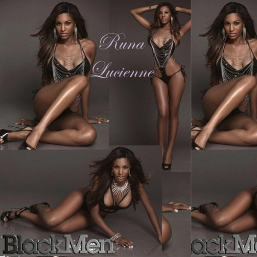 Ason Productions presents: Runa Lucienne @RunaLucienne - Blackmen Magazine Preview