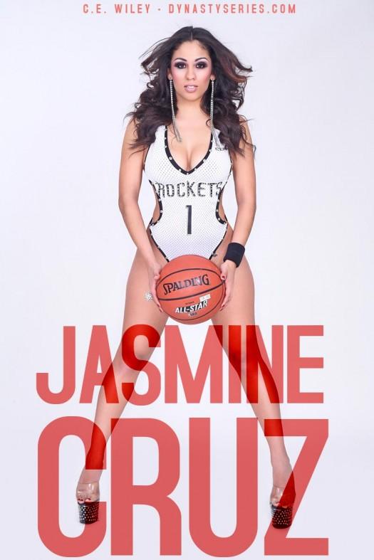 Jasmine Cruz @MissJasmineCruz: Houston All Star - C.E. Wiley