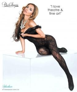 Shakur Sozahdah @TheOnlyShakur in latest issue of Black Lingerie