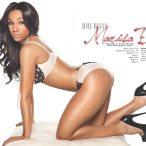Marisa Elise @MsMarisaElise in Blackmen Magazine - DMV's Finest