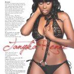 Tanyka Renee @jockintanyka in Blackmen Magazine