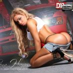 Mileena Hayes @MileenaHaze on cover of Dip Stick Magazine - Caliber Photos