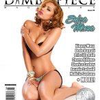 Erica Mena @iAmEricaMena on cover of Dimepiece Magazine