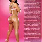 Bella Sandiego in Issue 26 of Straight Stuntin - C Clark