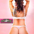 Kari Novelli @KariNovelli1 in Issue 26 of Straight Stuntin - Rho Photos