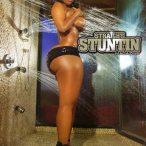 Khrysti Hill @KhrystiHill in Issue 26 of Straight Stuntin - Rho Photos