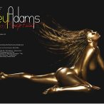 Kelsey Adams @KoolKelsey in Blackmen Magazine - 2020 Photography