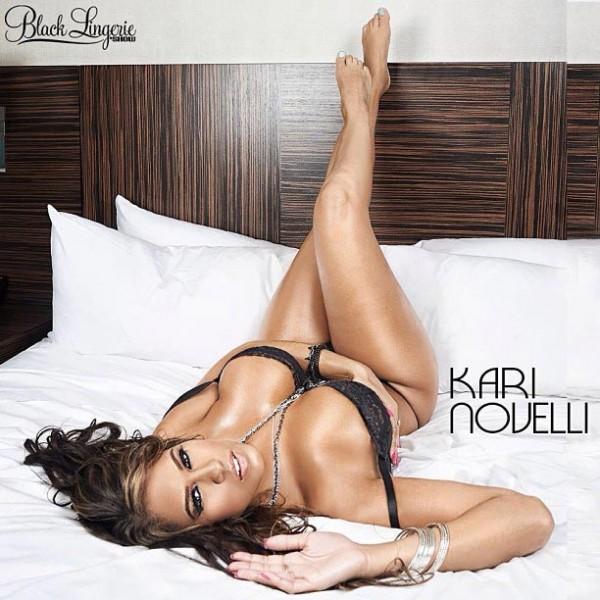 Kari Novelli @KariNovelli1 - SHOW Magazine Previews