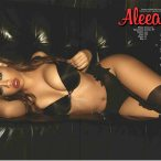 Aleea Lea @AleeAcLee in Blackmen Magazine - Facet Studio