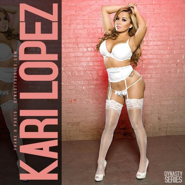 Kari Lopez @karilopez in DynastySeries Edition of Straight Stuntin - Frank D Photo