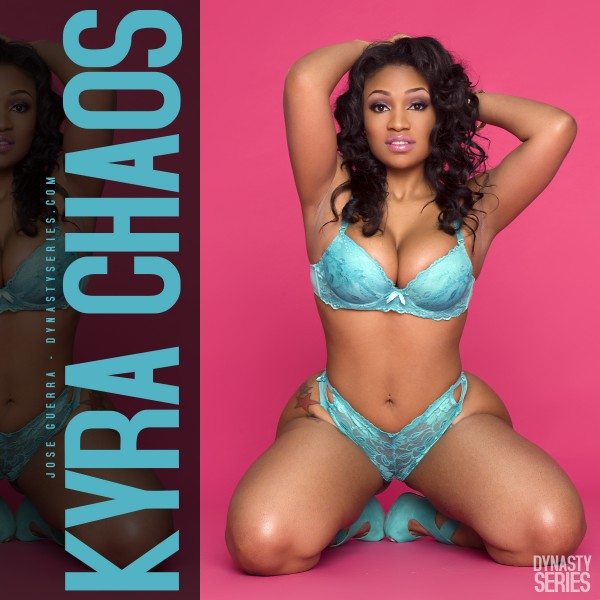 Kyra Chaos @kyrachaos in DynastySeries Edition of Straight Stuntin - Jose Guerra