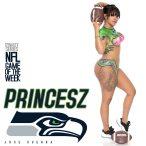 DynastySeries NFL Game of the Week: Sandy Orellana (49ers) vs Princesz (Seahawks) - Jose Guerra