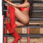 Marie Blanchard @haitianbeauty25: Red Velvet - Visual Cocktail