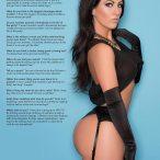 Jenn Scott @TheJennScott in SkinTight Magazine Issue #3 - TL Glam Studio