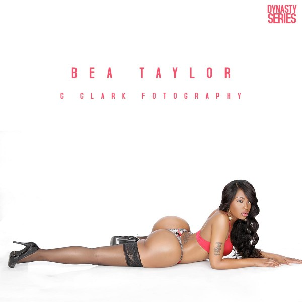Bea Taylor @BeaTaylor4ever in Straight Stuntin - C Clark Fotos - Lecreme Nation