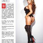 Jessica Canizales @JessicaC_VIP in Kandy Magazine
