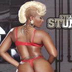 Briana Ray @thebrianaray in Straight Stuntin Issue #31