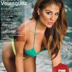 Elizabeth Velasquez @LizVelasquez in FHM Philippines