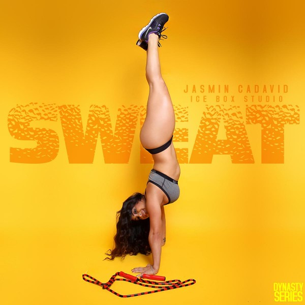 Jasmin Cadavid @jasmincadavid: SWEAT Series Part 1 - Ice Box Studio