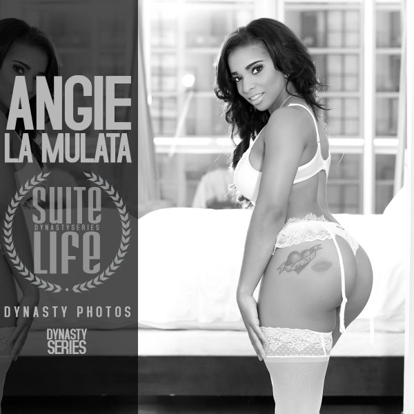 Angie La Mulata @angielamulata: Suite Life Miami - Dynasty Photos