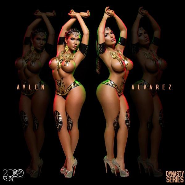 Aylen Alvarez @aylen25: All Hail the Queen - 2020 Photography