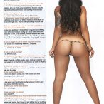 Kendra Lachon @KendraLaChon in Straight Stuntin Issue #32