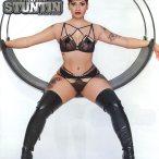 Destiny Moore @iamdestinymoore in Straight Stuntin Issue #33