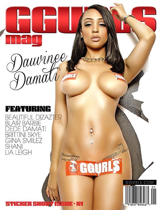 GGurls Magazine Issue #1 Previews