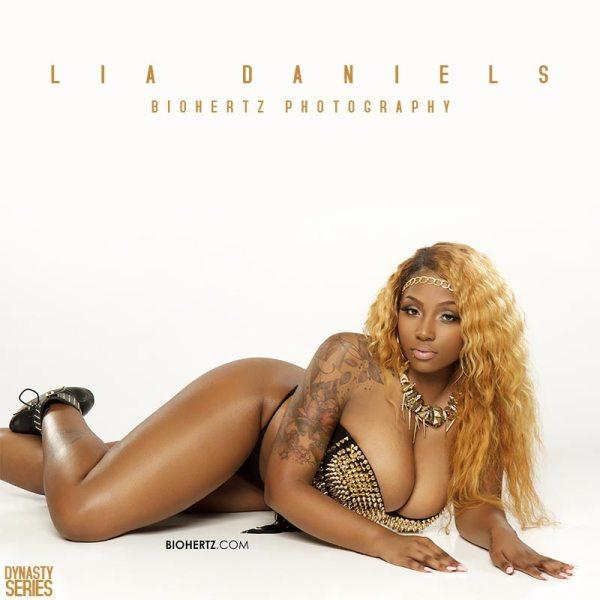Lia Daniels @lia_danielss - IBMM Interview - Biohertz Photography