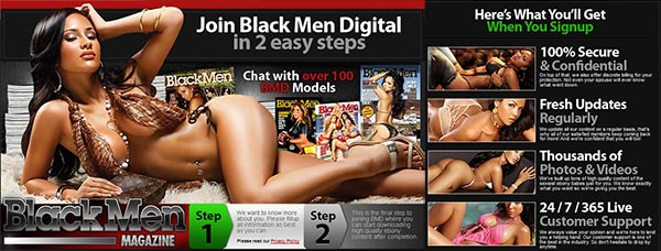 Rosa Acosta - Too Tone - BlackMenDigital Previews