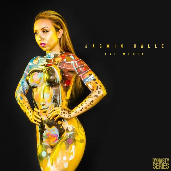 Jasmin Calle @JasminCalle: Work of Art - KVL Media