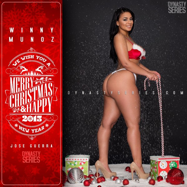 Winny Munoz @iambadder: 'Tis the Season for Christmas – Jose Guerra