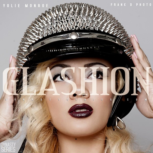 Yolie Monroe @yoliemonroe - Glashion Magazine Previews - Frank D Photo