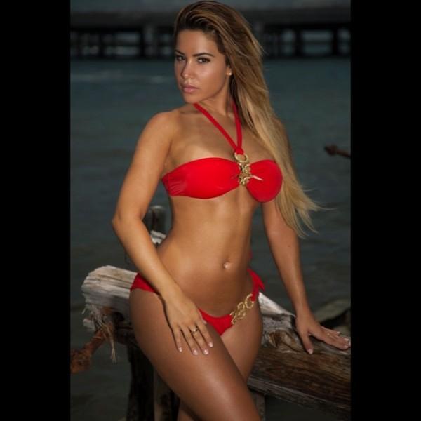 Milla Jasmine @Millajasmine – Pic of the Day Triple Play – Angelo Lumas