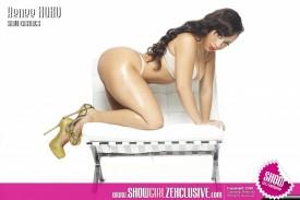 Renee XOXO in SHOW Magazine