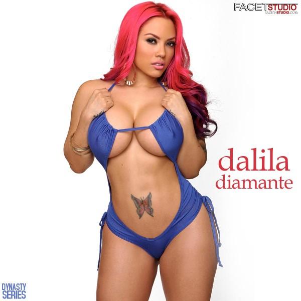 Dalila Diamante @DalilaDiamante: Explosive - Facet Studio