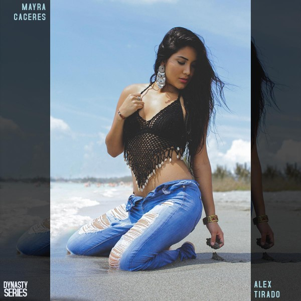 Mayra Caceres @MayCaceres - Introducing - Alex Tirado