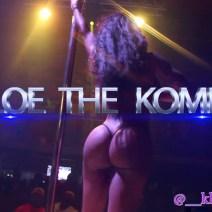 Khloe the Komeup @__KhloeKameup Live @ K.O.D. - Ason Productions
