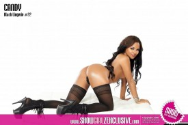 Candy @_OfficialDulceex3 in SHOW Magazine