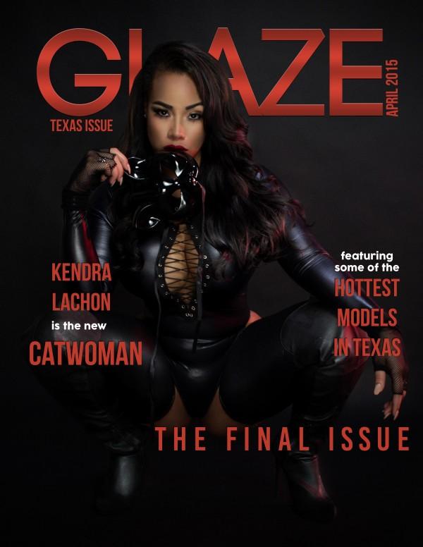 Kendra Lachon @kendralachon in Glaze Edition Magazine - Charming Charlton Photography