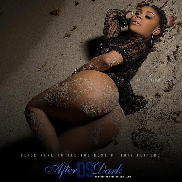 Dolly Jay @DollyJayOfficial: Black Sands - Alcole Photography