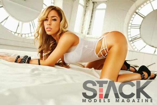 Mileena Hayes @MileenaHaze - Stack Models Magazine Preview