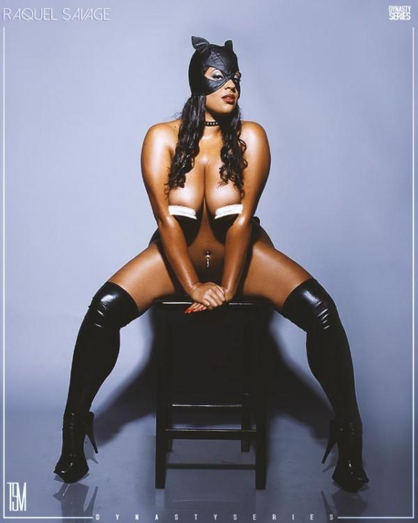 Raquel Savage @RaquelSavage: Halloween Treat - Studio Marz