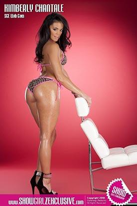 Kimberly Chantale - SHOW Magazine Web Gems
