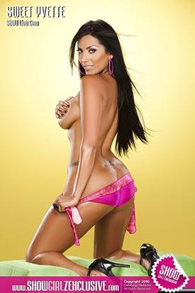Sweet Yvette - SHOW Magazine Web Gems