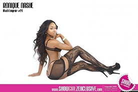 Ronique Nashe @roniquenashe in SHOW Magazine