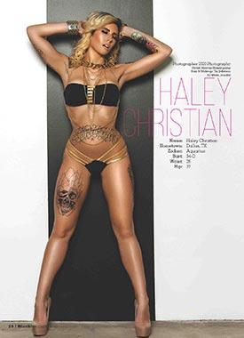 Haley Christian - BlackMenDigital Preview